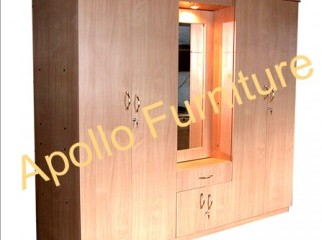 Apollo Furniture-Wardrobe