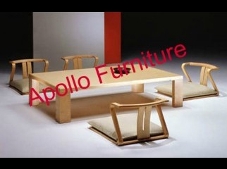Apollo Furniture-Dinning Table