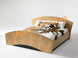 Apollo Furniture-Bed