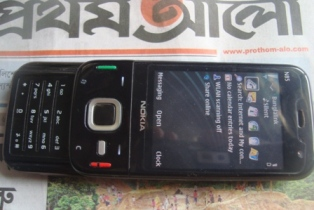 NOKIA N-85 ALMOST 100 BRAND NEW. 2 MONTHS USED | ClickBD large image 2