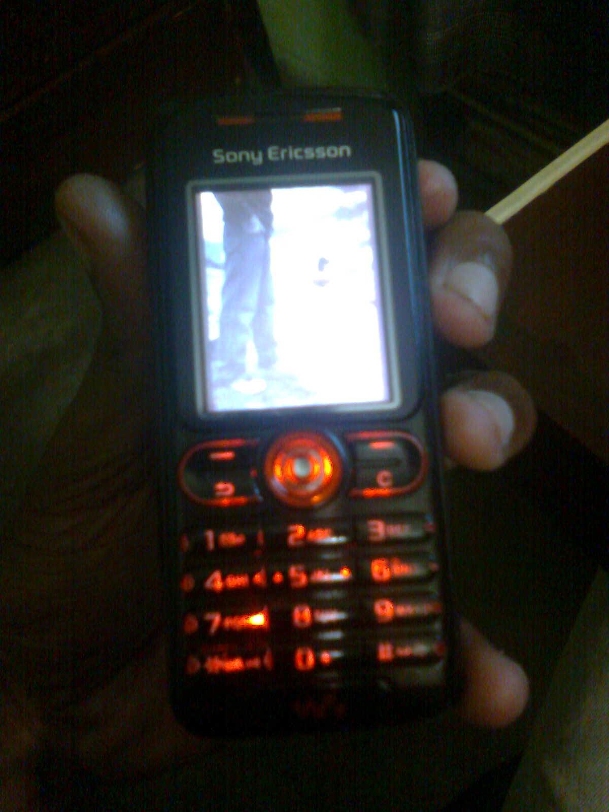 Sony ericsson w200 in pakistan