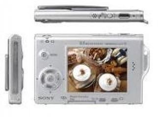 SONY Cyber-shot DSC-T7 Made in Japan