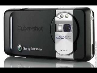 Sony Ericsson cyber-shot k550i set URGENT SELL