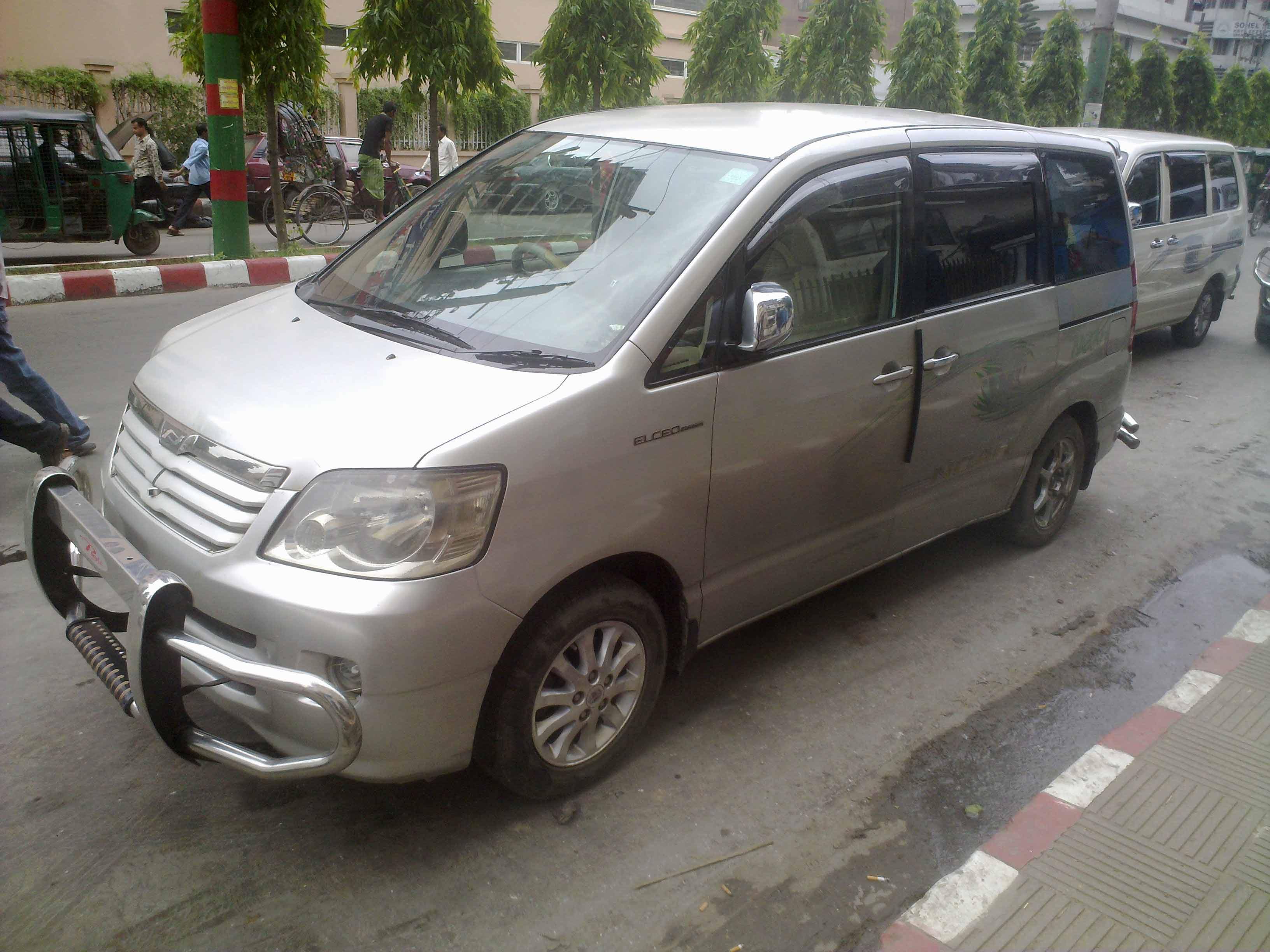 Toyota X