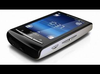 Sony Ericcson Xperia E10i mini xchange acceptable
