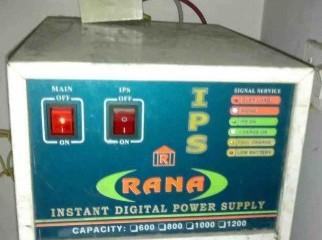 IPS 640 Watt 4500tk