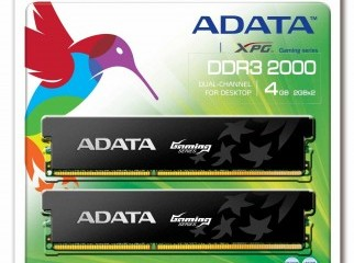 A-DATA DDR3 2000 Bus 2GB 2 4GB XPG Gaming Ram