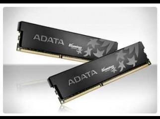 A-DATA DDR3 1600 Bus 2GB 2 4GB XPG Gaming Ram