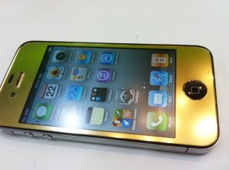 I-PHONE 4G---GOLD 16GB