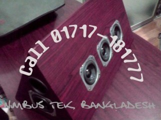 Brand New Custom Made Center Speaker