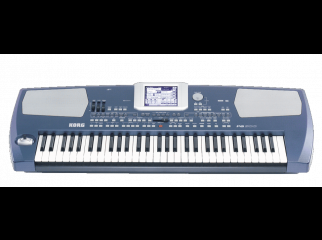 Keyboard- Korg PA 500 Workstation Arranger- 61 Key