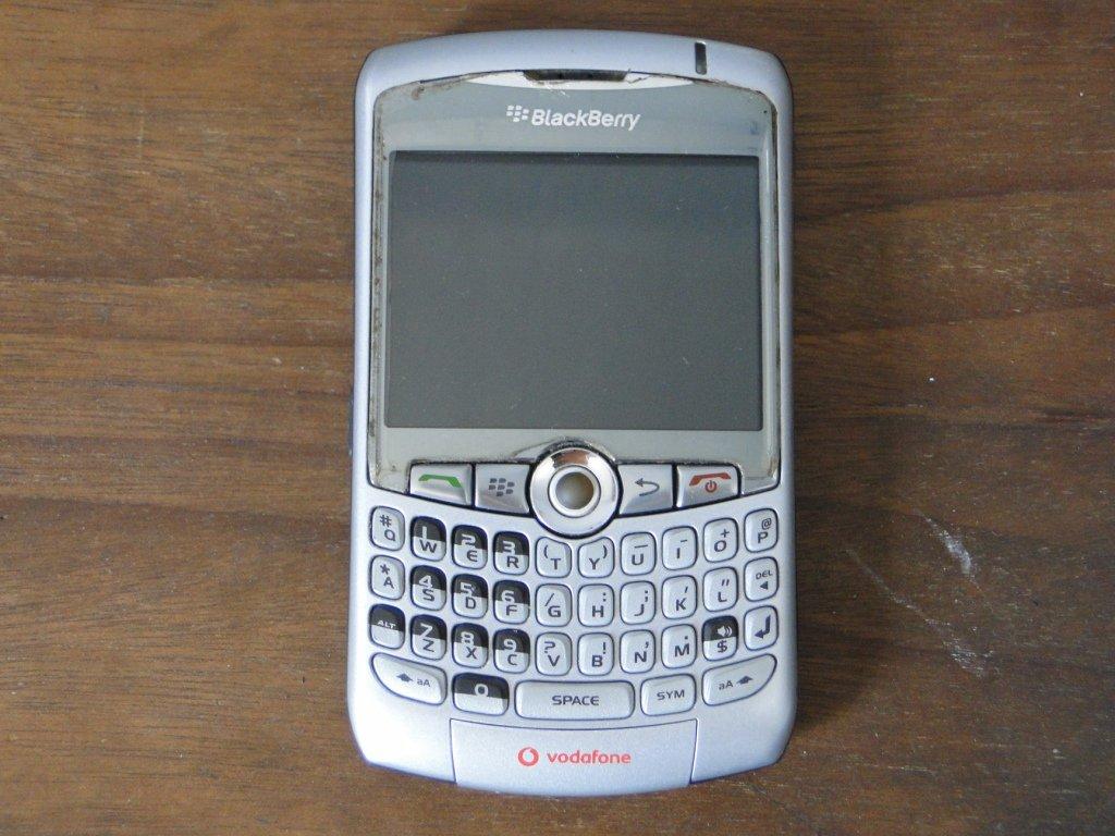 Blackberry Original Curve 8320 Clickbd