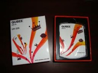 Qubee USB modem 512kbps Unlimited 500tk Credit