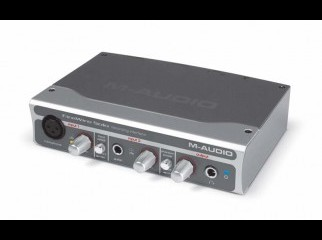 M-AUDIO PRO TOOLS M.POWERED 7 Firewire Solo