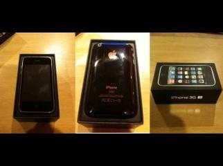Unlocked Black 3gs Iphone 16gb