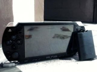 PSP 2004 edtion Black color