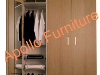 Apollo Furniture-Wardrobe