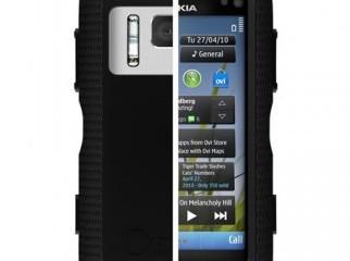 NOKIA N8 BLACK with warrenty full box