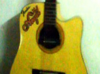 Fendar acoustic guitar