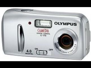 Olympus C-170 4 megapixels