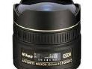 Nikon 10.5 mm DX f 2.8 G IF-ED AF Lens