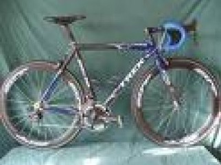 TREK Carbon Road Bike 54CM Zipp Dura Ace Ceramic M