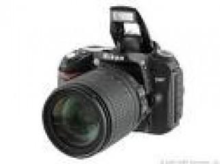 Nikon D90 with 18- 200mm nikkor vr lens