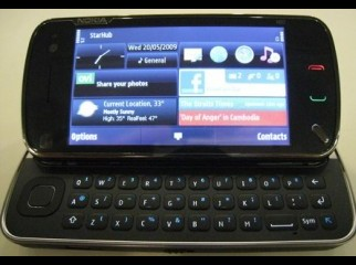 Fresh looking Nokia N97 black for sale....