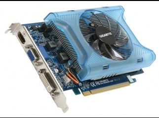 PCI EXPRESS 1 GB NVIDIA GEFORCE GT220 free