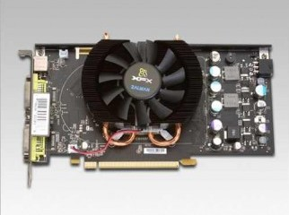 XFX nvidia geforce 8800 GT graphics card