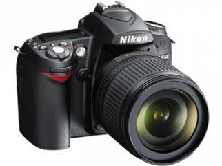 Nikon D90 SLR brand new camera for sale.
