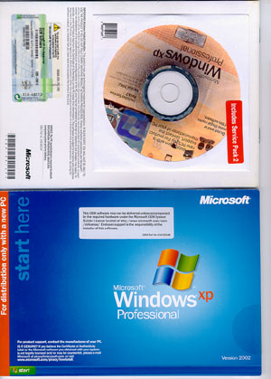 xp sp2 cd key:
