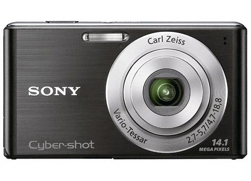 Sony Cyber-shot DSC-W530 14.1 MP Digital Camera | ClickBD large image 0