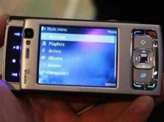 NOKIA N95 5MP CAMERA 6500 TK.