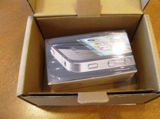 New iPhone 4 32GB