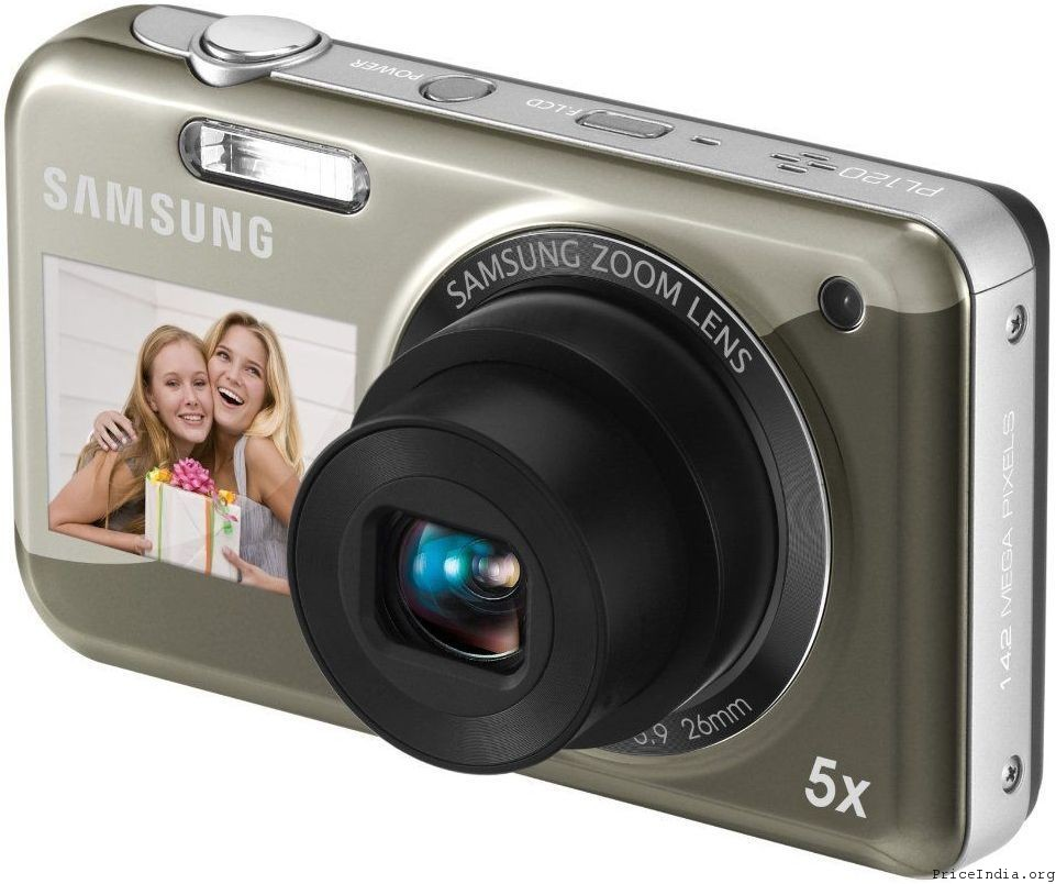 Brand New Samsung PL120 Digital Camera Price | ClickBD large image 0