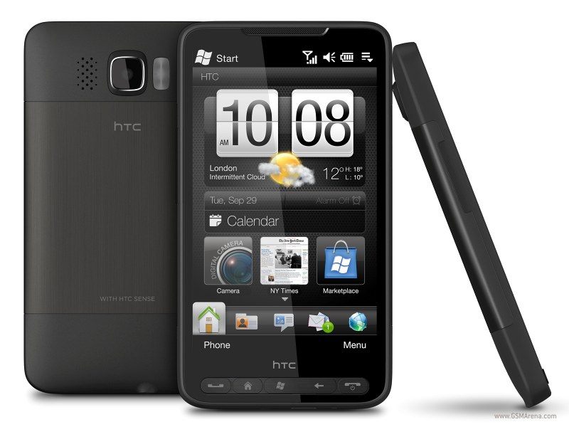 HTC HD2 urgent sale windows 7    ClickBD large image 1