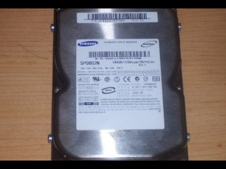 Hdd 80 GB SATA