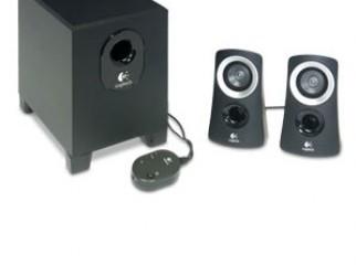 Logitech Z313 Computer Speaker System 2.1
