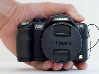 Panasonic LUMIX fz35 Semi SLR Hybrid Camera