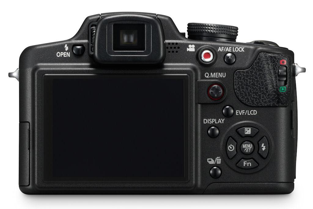 Panasonic LUMIX fz35 Semi SLR Hybrid Camera    ClickBD large image 1