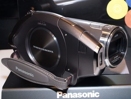 Brand NEW Panasonic HDC-SD1 camera unlocked | ClickBD large image 0
