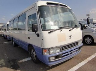 2005 TOYOTA COASTER 29 SEATS BLUE -READY AT DHAKA