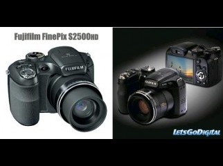 Fuji Finepix S2500hd at unbelievable price D