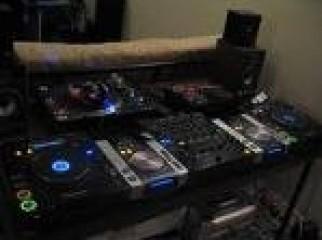 Pionpro DJ mixer eer Rack mount for sale