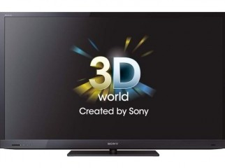 Brand New Sony HD LED 3D TV 40X400 - 40