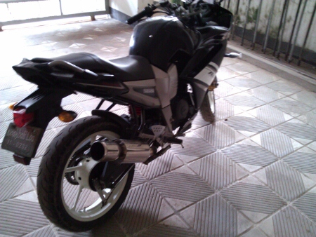 Modified yamaha sports Bike | ClickBD