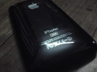 iPhone 3gs 32GB with al accesories