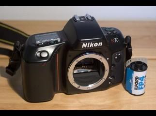 Nikon F70 aka N70
