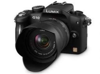 Lumix DMC-G10 DSLR For Sale